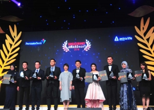 Permata Bank - Astra Life Bancassurance Award Night 2018