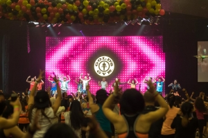 Gold's Gym 9th Anniversary